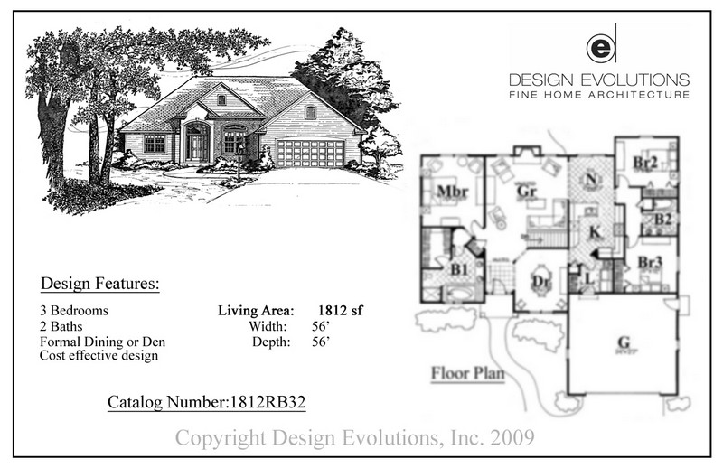 Kalamazoo house plans residential home designs also for Sample of house plan